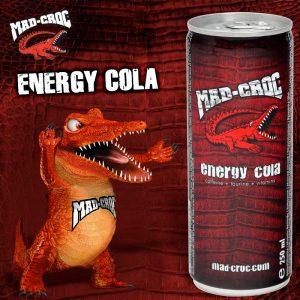 Mad-Croc Energy Cola 250ml