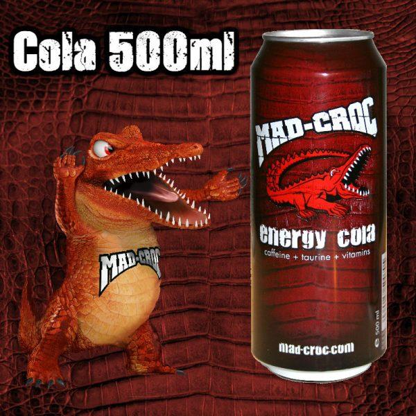 Mad-Croc Energy Cola 500ml