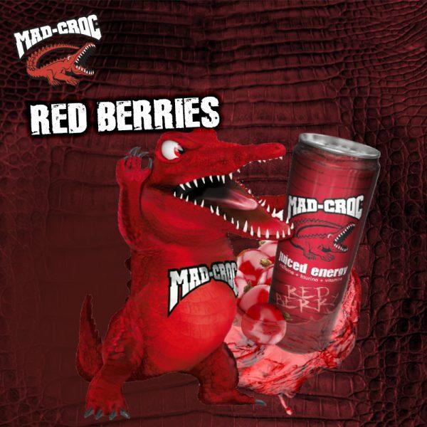 UTGÅTT Red Berry 250ml (Dato 13.04.2020)